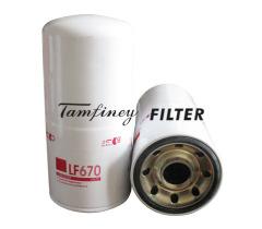 LF670 Lube Filter for Trucks