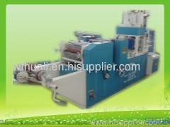 napkin paper embossing machine