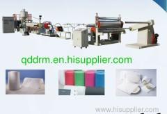 PE foam sheet extruding machine/PE sheet production line