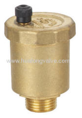 home heating brass air valves