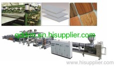 aluminum and plastic composite panel production machine
