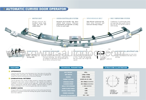 Curved Door  sc 1 st  Ningbo Ownic Auto Door Co. Ltd. : curved doors - pezcame.com