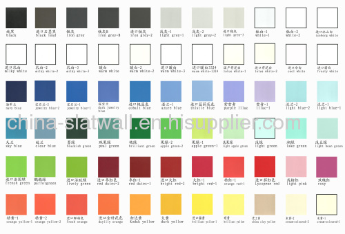 Mdf from china manufacturer foshan nanhai songyi for Mdf colors
