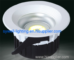 COB LED Downlight round 5 inch