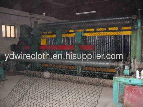 Gabion mesh machine Gabion box machine