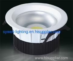 COB LED Downlight round 7.5 inch