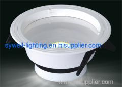 COB LED Round Downlight 7.5 inch