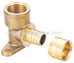 Brass Fitting Elbow