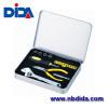 19pcs hand tool kits