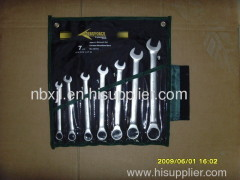 AE3307 Ratchet wrench set Auto repair tools