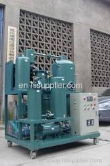 (ZJD-150) high efficiency lubrication oil filter