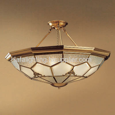 copper and brass light decorative home and resturant hanging light