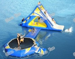 Inflatable Water Bouncer/Inflatable Water Trampoline