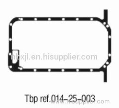 OE NO. 1113 1727 574 Oil Pan Gasket