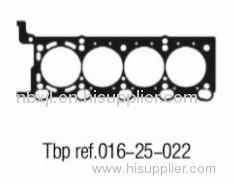 BMW Gasket cylinder head OE:1112 1741 470R Elring 268.040