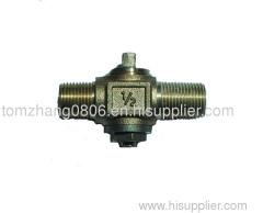 Bronze Corporation Stop valve