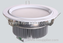 LED recessed down lighting Dia. 8 inch