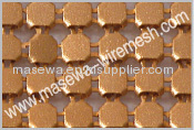 metal mesh cloth metal fabric