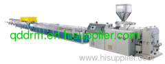 wood plastic sheet extrusion line/sheet production line