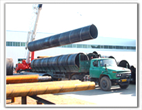 spiral steel pipe/ssaw steel pipe