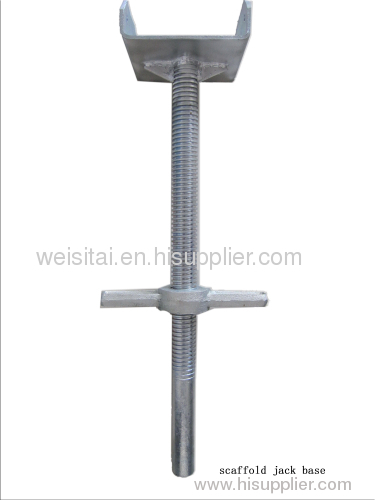 U Head Jack From China Manufacturer Cangzhou Weisitai