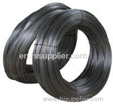wire black