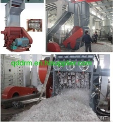 plastic recycling machine/plastic crushing machine