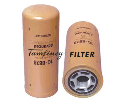 RE47313 HF6553 P164378 in excavator hydraulic filter