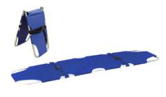 Aluminum foldway stretcher