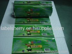 BOPP Shrink Label of Packaging Label or Packing Label