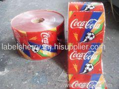 Bopp Shrink Label of Packing Label