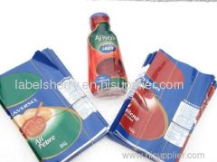 BOPP Pearl Labels for Beverage