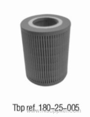 OE NO. 1142 7512 301 Oil filter