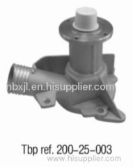 OE NO. 1151 1719 836 Water pump