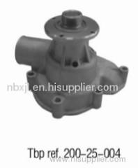 OE NO. 1151 1720 883 Water pump