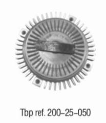 OE NO. 1152 1740 962 Clutch. radiator fan