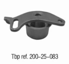 OE NO. 1131 1711 153 Vibration damper for V-ribbed belt