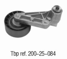 OE NO. 1128 1736 724 Vibration damper for V-ribbed belt