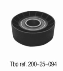 OE NO. 1128 1731 838 Time Belt Tensioner Pulley