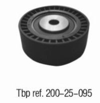 OE NO. 1128 1748 131 Time Belt Tensioner Pulley
