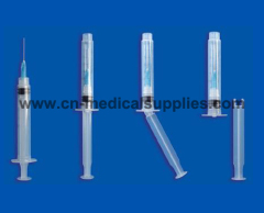China Auto-Destructive Syringes