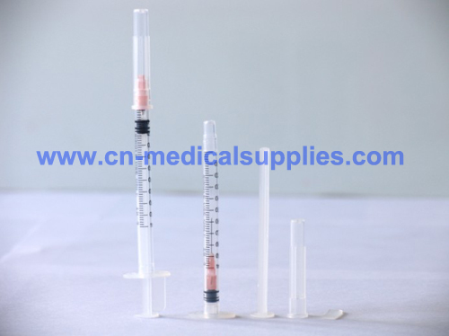 China Retractable Syringes