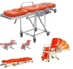 Automatic Wheelchair Ambulance stretchers
