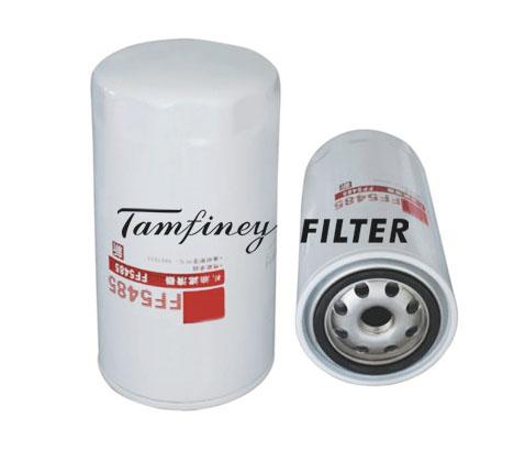 Fuel filter for engine FF5485,FF5420