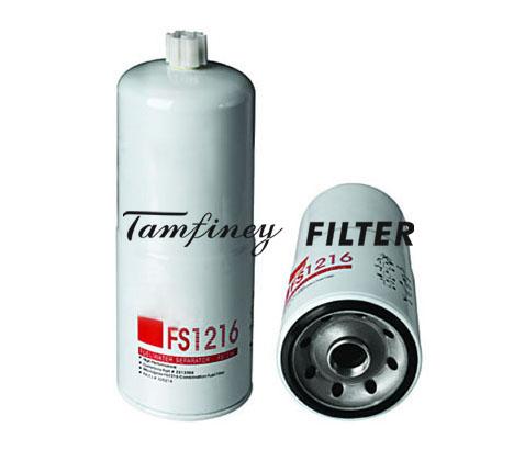 Diesel Fuel Filter For FF202 FS1216