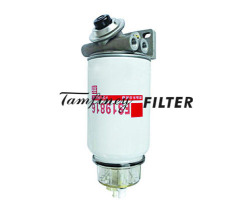 Filtration assembly with pump
