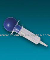 China Bulb Irrigation Syringes