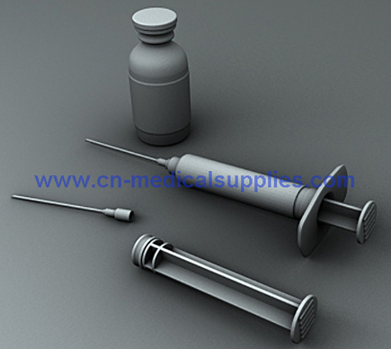 China Vaccine Syringes