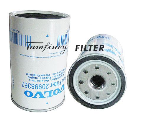 Water separator Volvo Filter 7420514654 20386080 20541383
