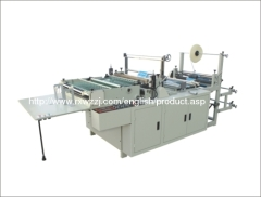 RQLA-800 Series Computer control Side Seal Bag Making Machine